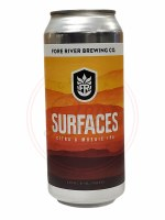 Surfaces - 16oz Can