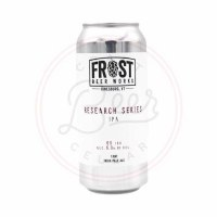 Research Series Ipa - 16oz Can
