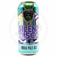 Silent Disco - 16oz Can