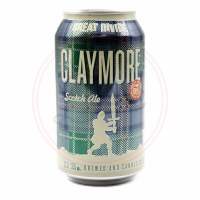 Claymore Scotch Ale - 12oz Can