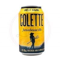 Colette Farmhouse - 12oz Can