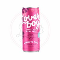 Hibiscus Pom - 12oz Can