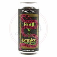 Fear & Patience - 16oz Can