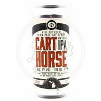 Cart Horse - 16oz Can