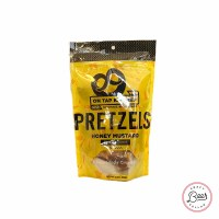 Small Batch Pretzels: Hm