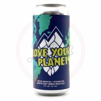 Love Your Planet - 16oz Can