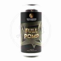 Full Pomp - 16oz Can