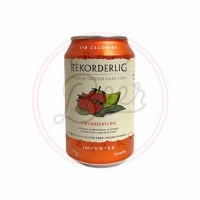 Strawberry Lime - 330ml Can