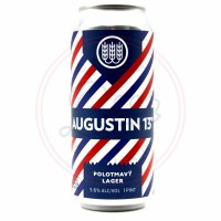 Augustin 13° - 16oz Can