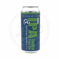 Double Ipa - 16oz Can