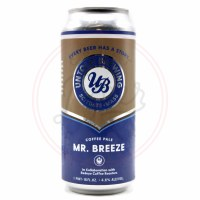Mr. Breeze - 16oz Can