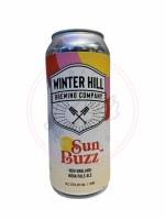 Sun Buzz - 16oz Can