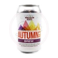 Autumn Ale - 12oz Can