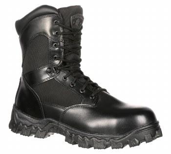 Men's Alphaforce Zipper Composite Toe Duty Boot