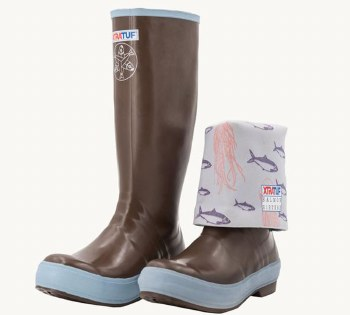WOMEN'S XTRATUF JELLY FISH LEGACY 15 INCH BOOT