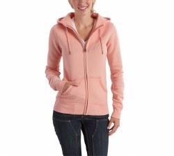 Women's Clarksburg Zip Front Sweatshirt