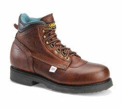 Men's 6-inch Domestic Steel Toe Work Boot