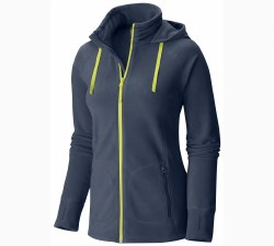 Women's MicroChill Full Zip Hoody