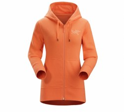 Women's Dollarton Full-Zip Hoody