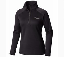Women's Northern Ground Half Zip Fleece Shirt