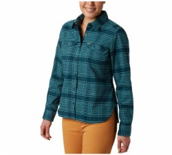 Women's Silver Ridge Long Sleeve Flannel
