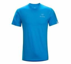 Men's Bird Emblem Short-Sleeve T-Shirt