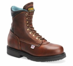 Men's 8-inch Domestic Steel Toe Work Boot
