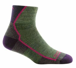 Women Hiker 1/4 Sock Cushion