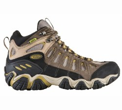 Men's Oboz Sawtooth Mid B-DRY Shoes