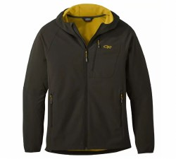 Men's Ferrosi Grid Hooded Jacket