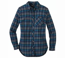 Women's Kulshan Flannel Tunic