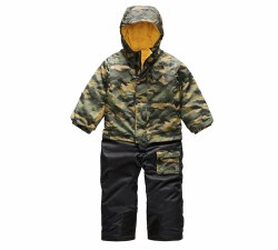 Boy's Toddler Insulated Jumpsuit
