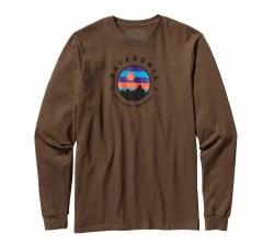 Men's Long-Sleeved Moonbeam Bivy Cotton T-Shirt