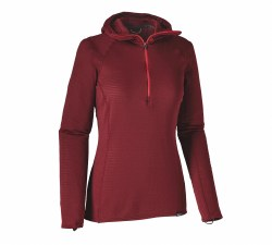 Women's Capilene Thermal Weight Zip Neck Hoody