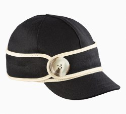 The Button Up Cap