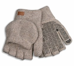 Alyeska Double-Layered Thermal Half Finger Mitt