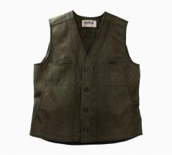 The Button Vest
