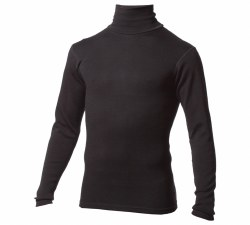 Kinsman Midweight Wool Turtleneck