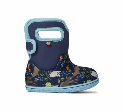 Girl's Baby Bogs Woodland Friends