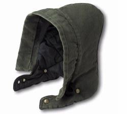 Men's Sandstone Hood/Arctic Quilt-Lined