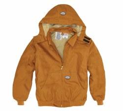 Men's Hooded Jacket - BJFQ2206/FR3507BN