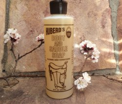 Huberd's Boot & Saddle Soap 8 oz