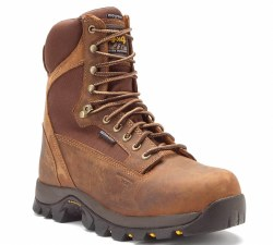 Men's 8-inch Waterproof Insulated Composite Toe 4x4 Work Boot