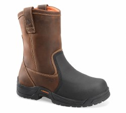 Men's 10-inch Ranch Wellington Internal MetGuard Composite Broad Toe