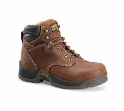 Men's 6-inch Waterproof Broad Toe Work Boot