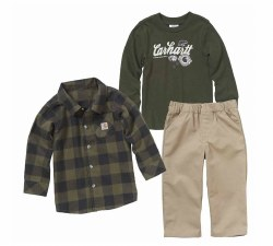 Boy's 3 Piece Pant Set