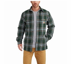 Men's Hubbard Sherpa Lined Shirt Jacket