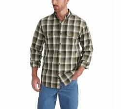 Men's Fort Plaid LS Shirt
