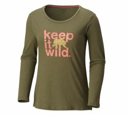Outdoor Elements Long Sleeve Tee
