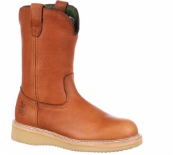 Men's Farm & Ranch Wellington Work Boot